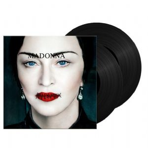 MADAME X - EU BLACK VINYL 2-LP SET